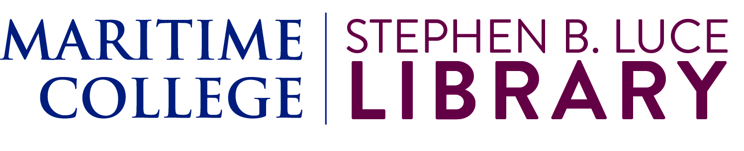 Stephen B. Luce Library Home Page