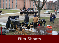 Film Shoots