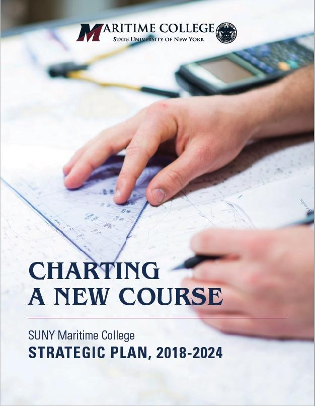 Charting a New Course cover