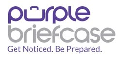 Purple Briefcase