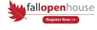 Open House Registration