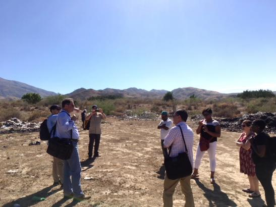 Sustainable Village and Learning Community in Haiti